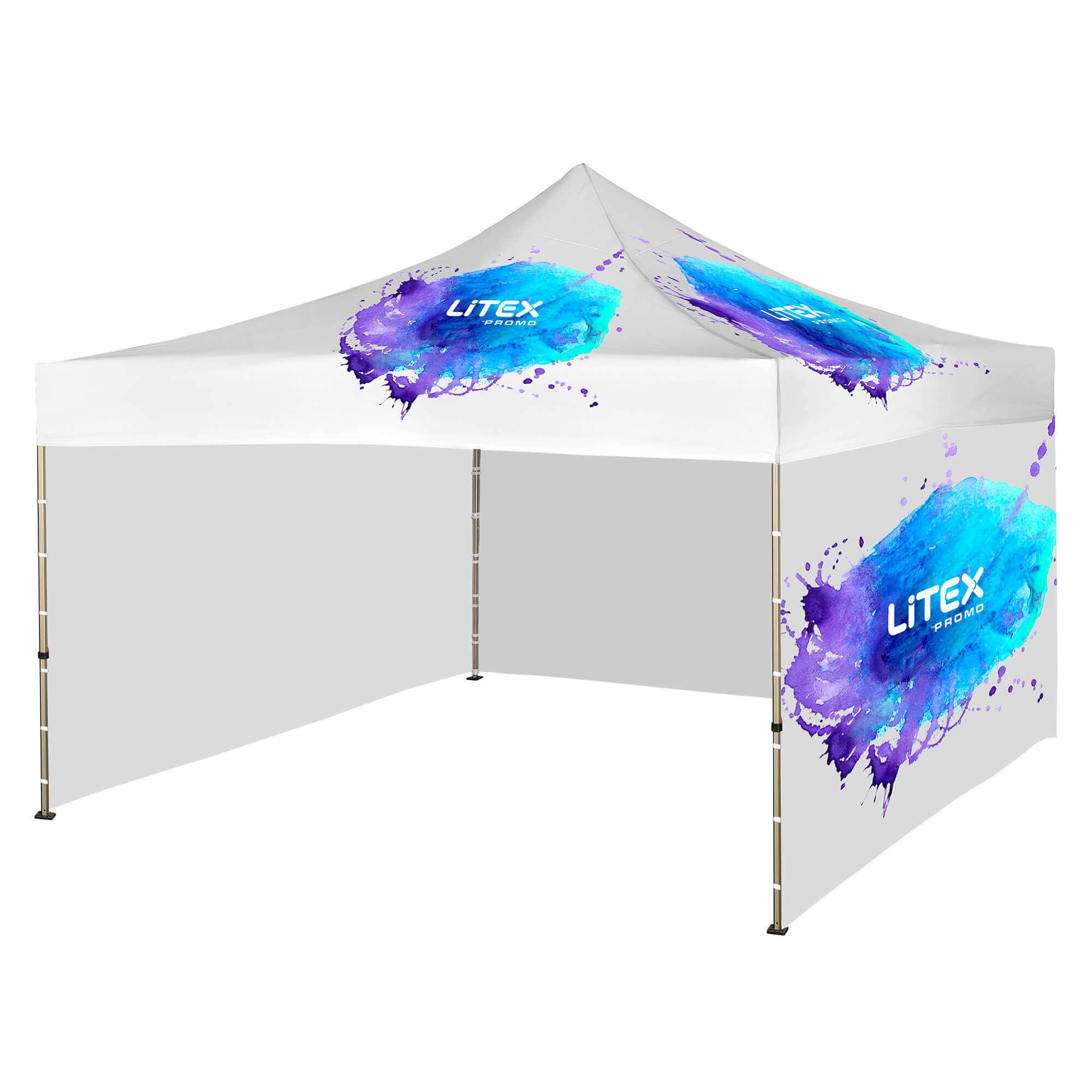 2. Namiot Szybkorozkładalny 4x4m - ze ścianami