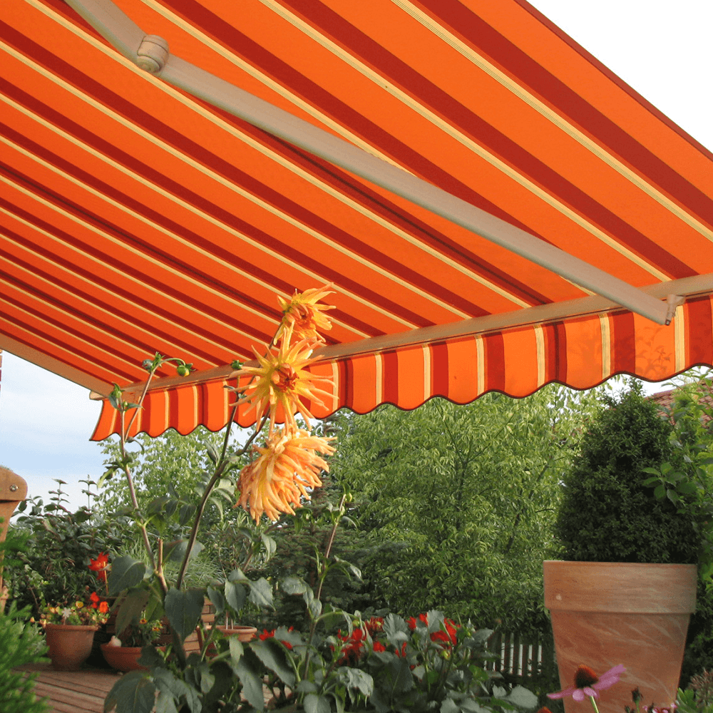9. Patio awnings Barcelona
