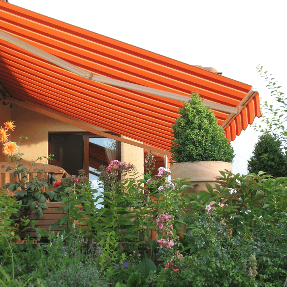 8. Barcelona patio awning