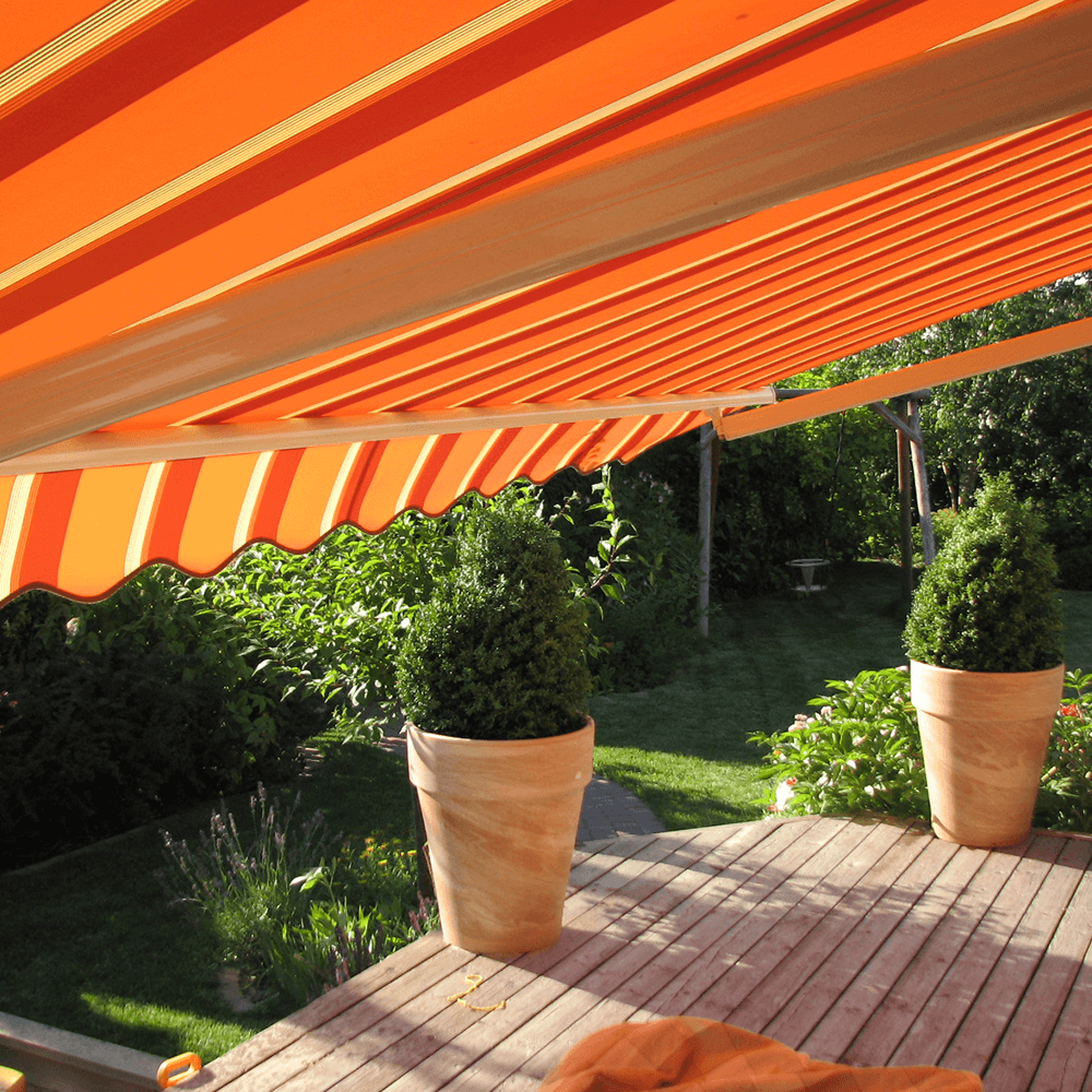 7. Awning patio Barcelona