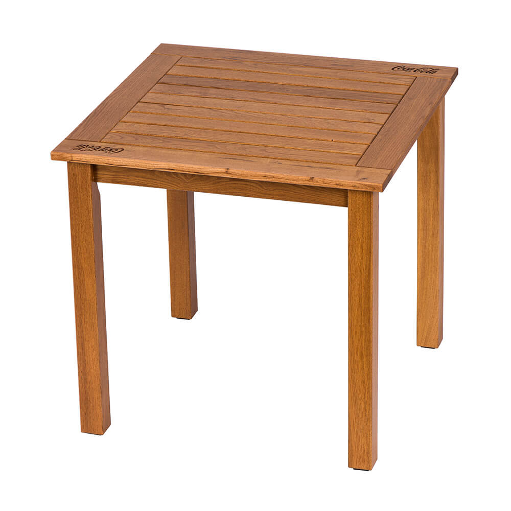 4. Komplet drewniany