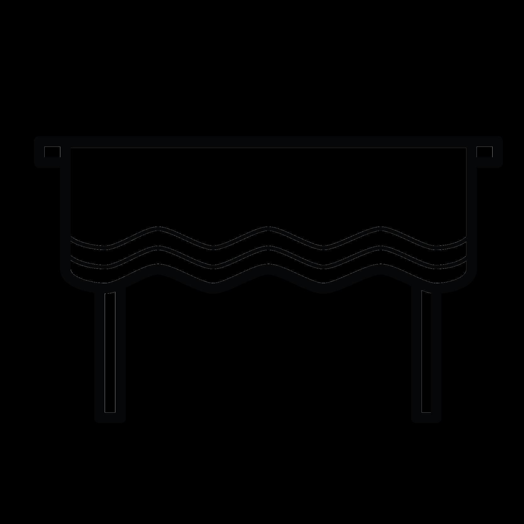 Tischtücher - Ikone