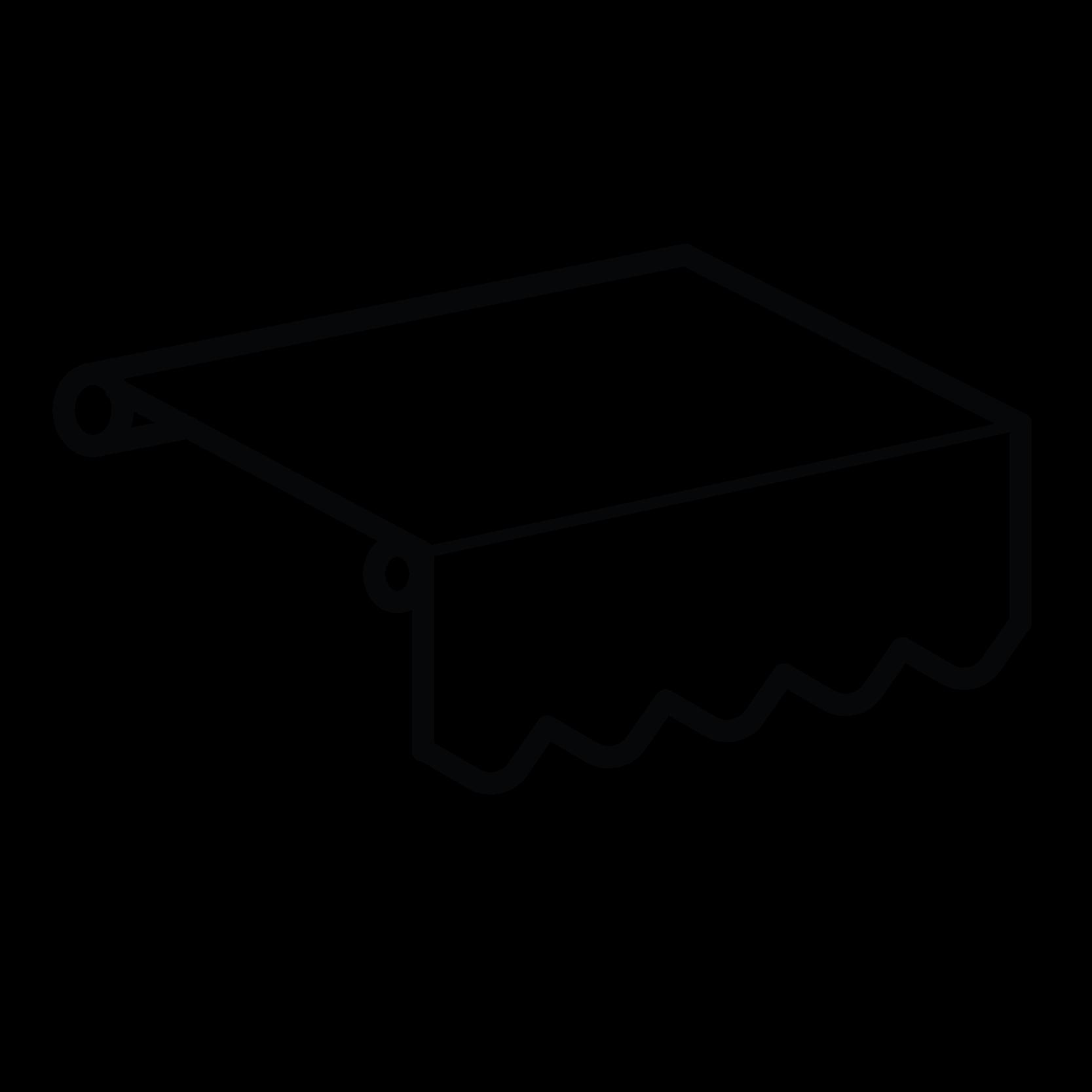 Terrassemarkise - Ikone