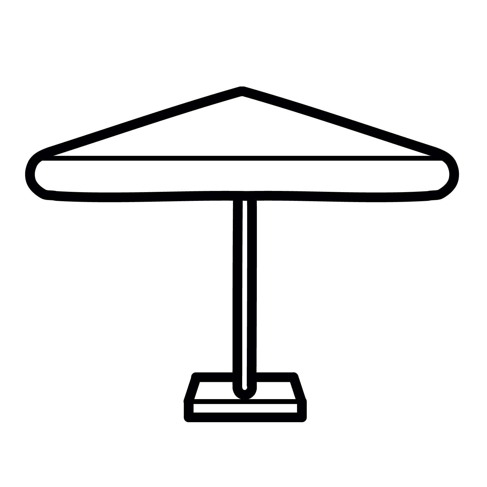 Parasol Classic Line - Ikona