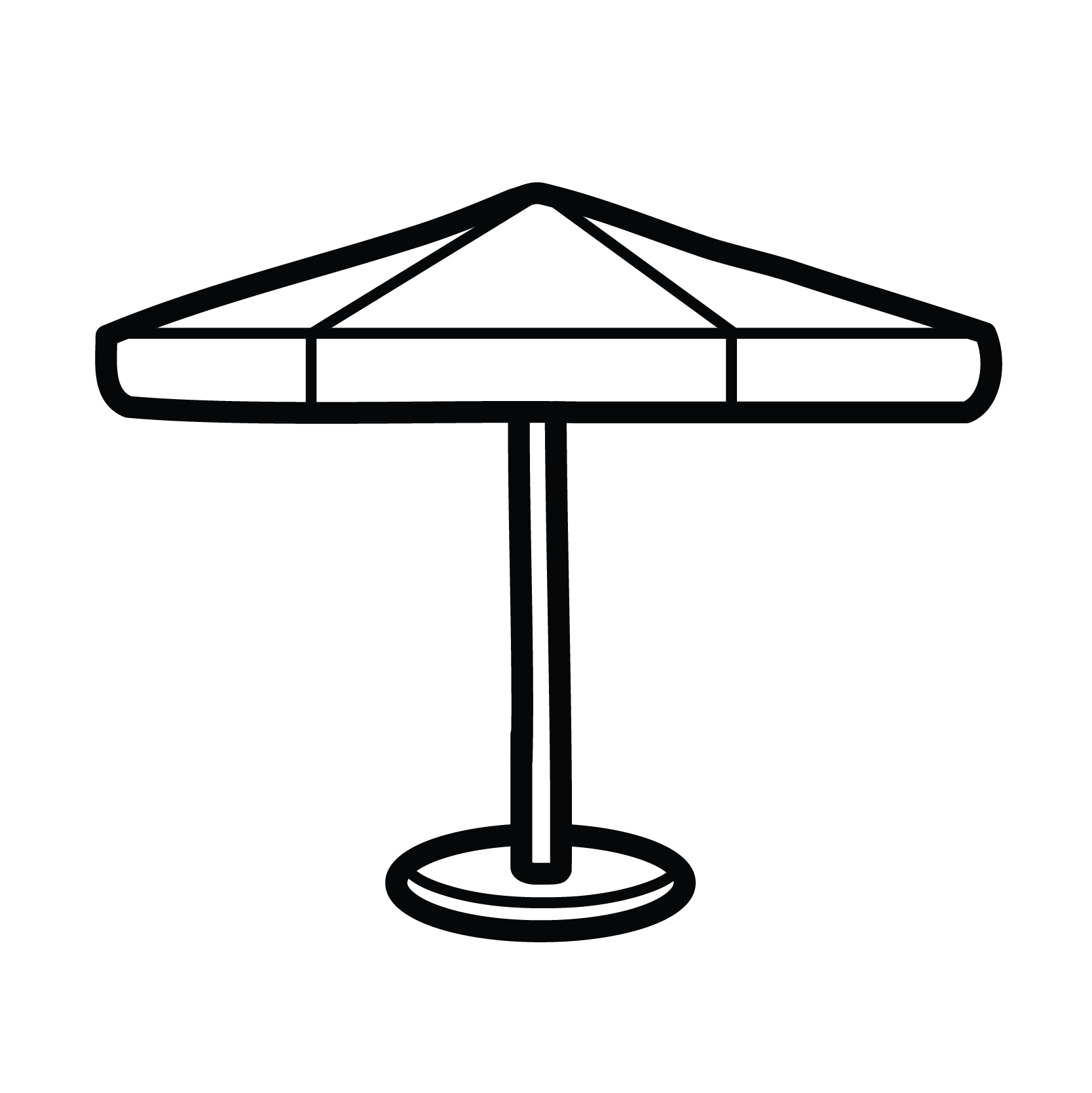 Parasol Premium Line - Ikona