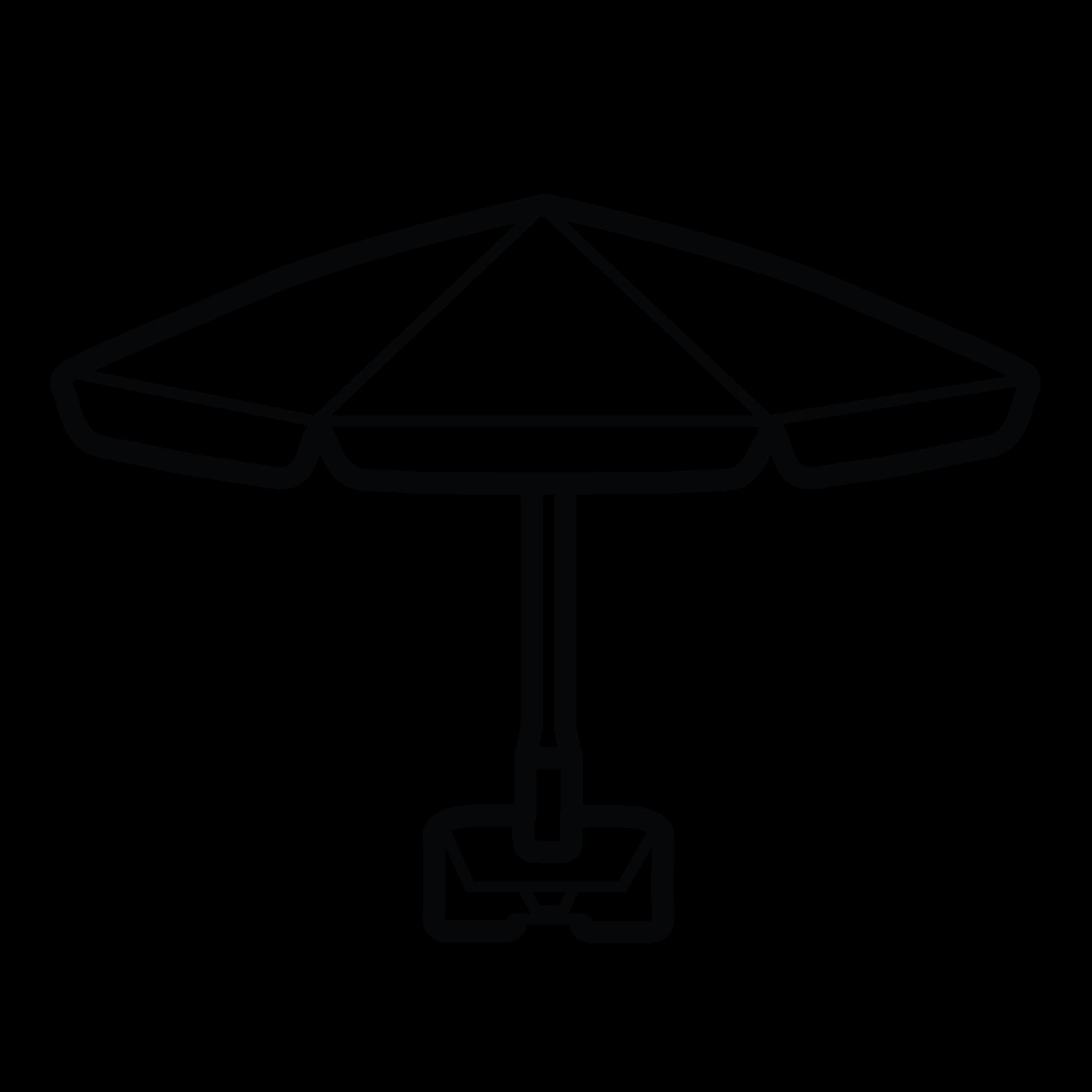 Parasol Eco Line - Ikona