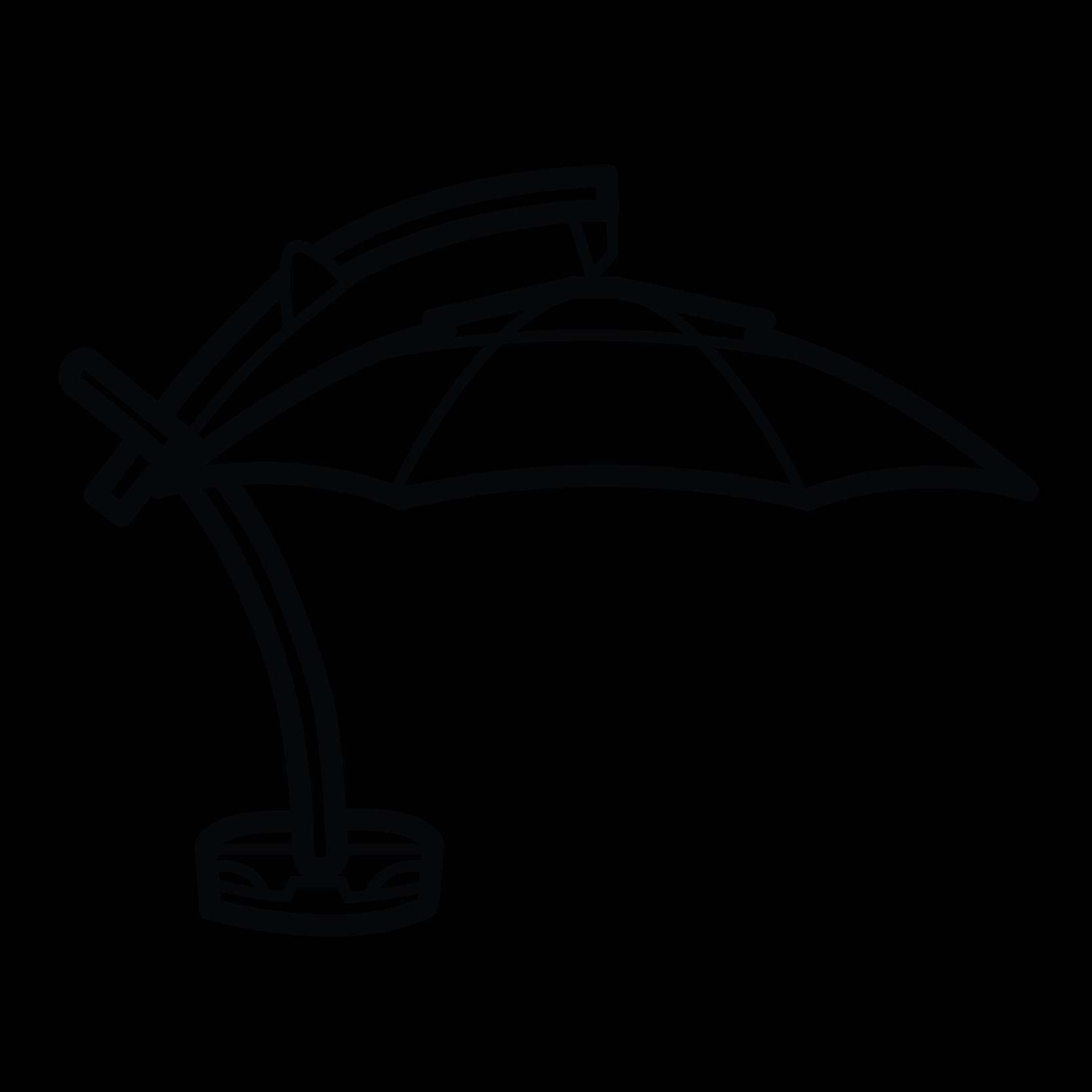 Parasol Ibiza - Ikona