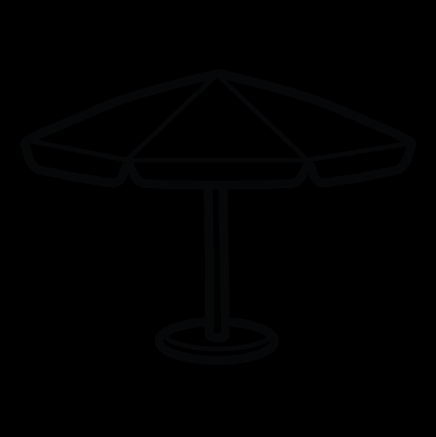 Parasol Telescopic - Ikona