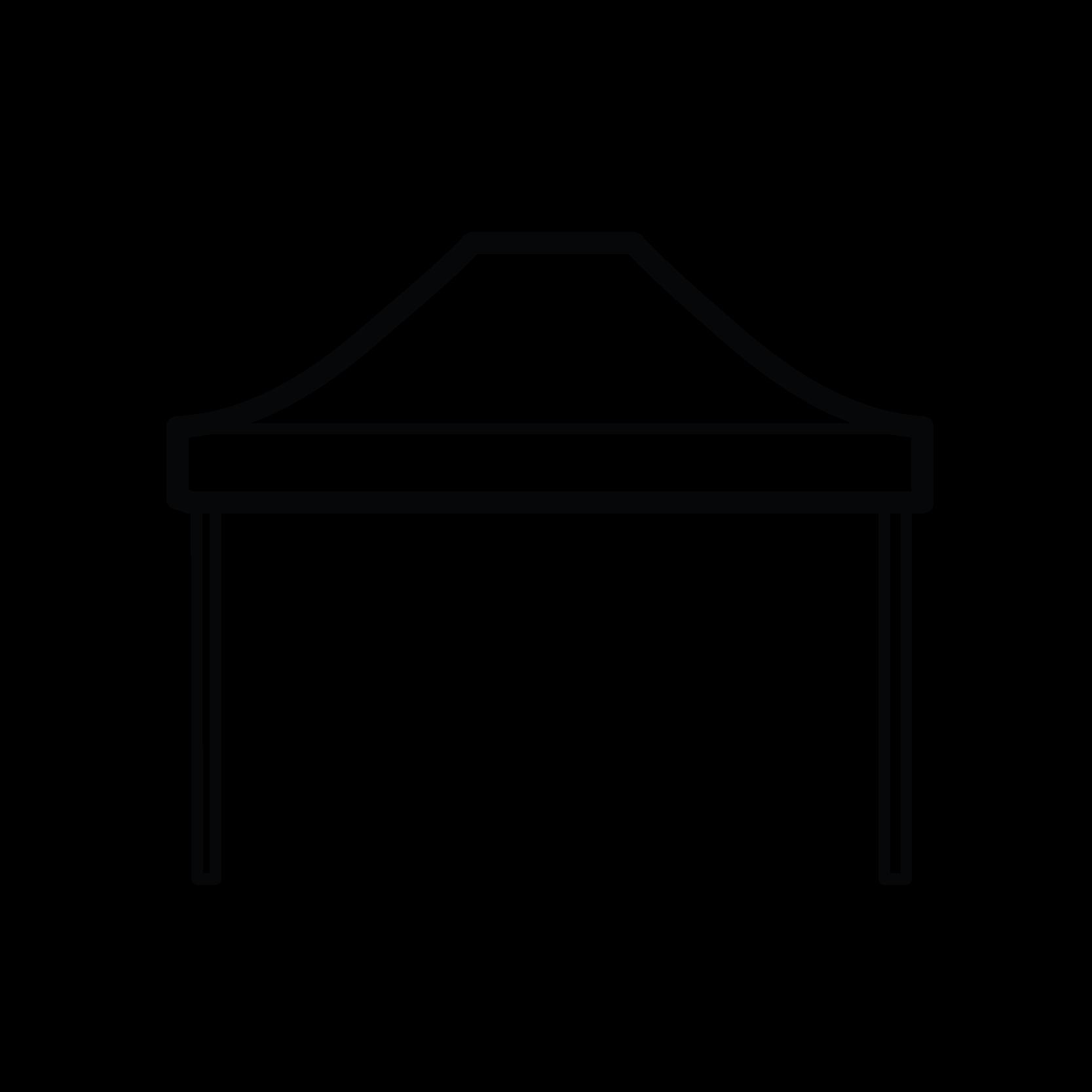 Namiot Szybkorozkładalny 3x4,5m - Ikona