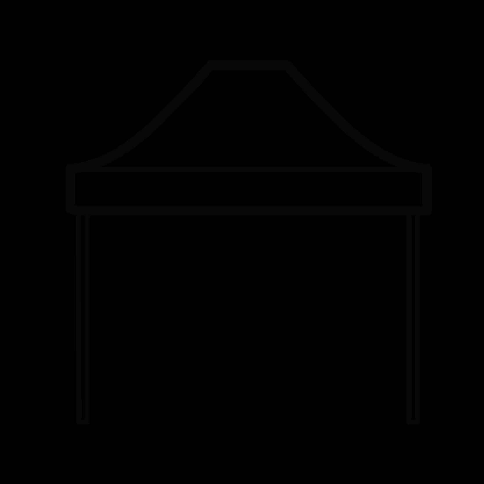 Namiot Szybkorozkładalny 4m - Ikona