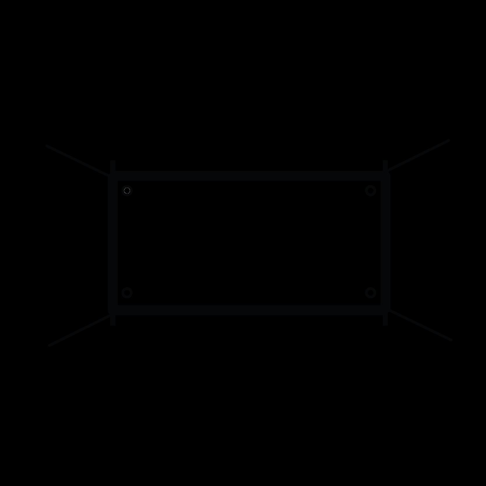 PVC-banner - Ikone