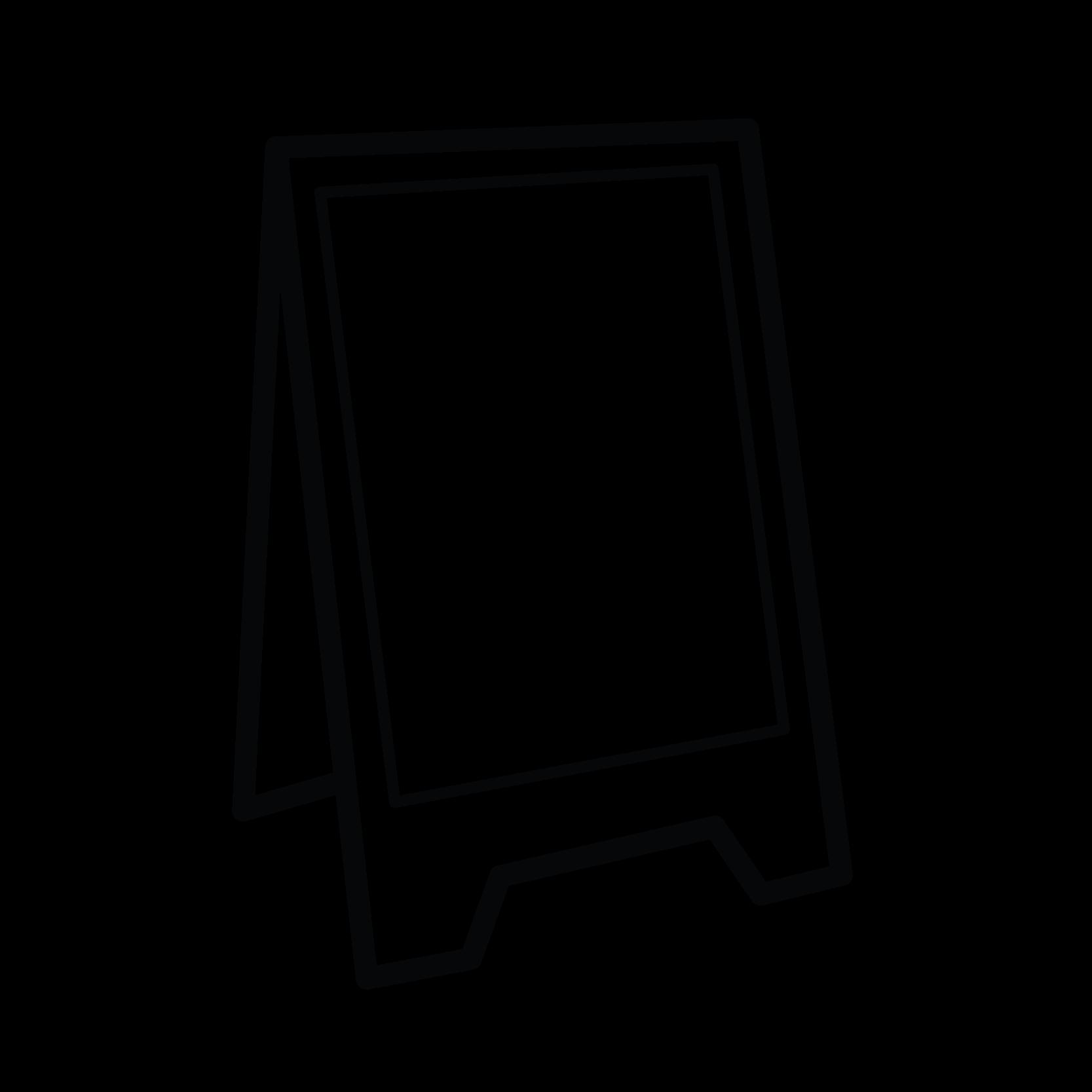 Zweiseitiger - Ikone