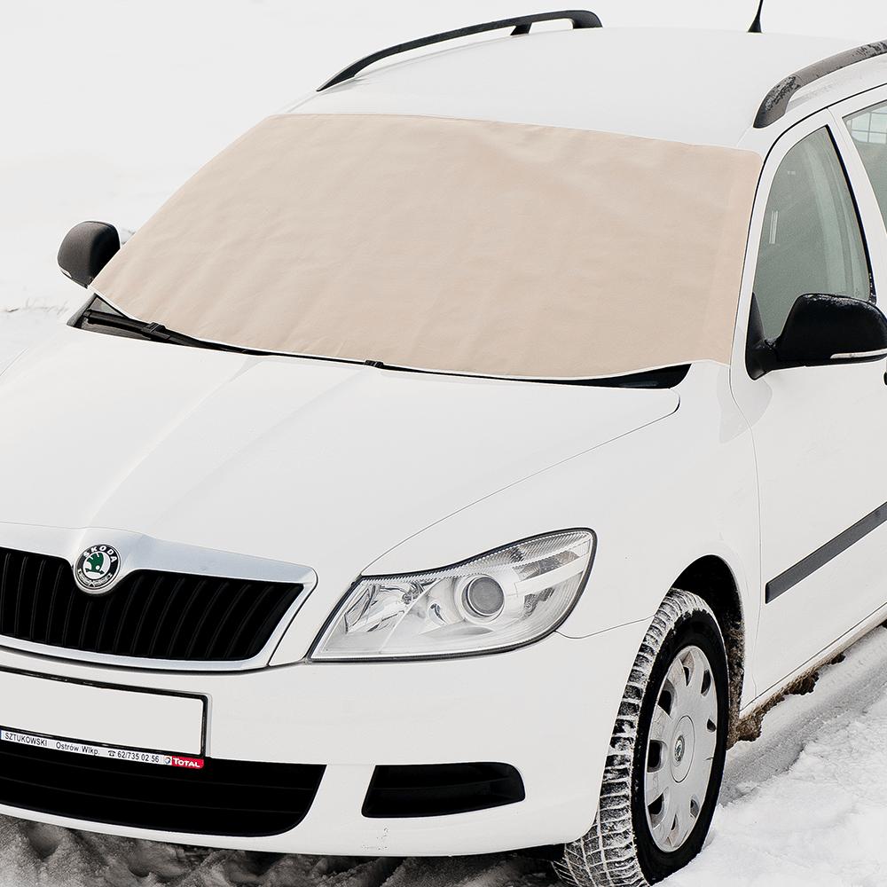 promotional car window covers for winter litex promo shop online. Black Bedroom Furniture Sets. Home Design Ideas