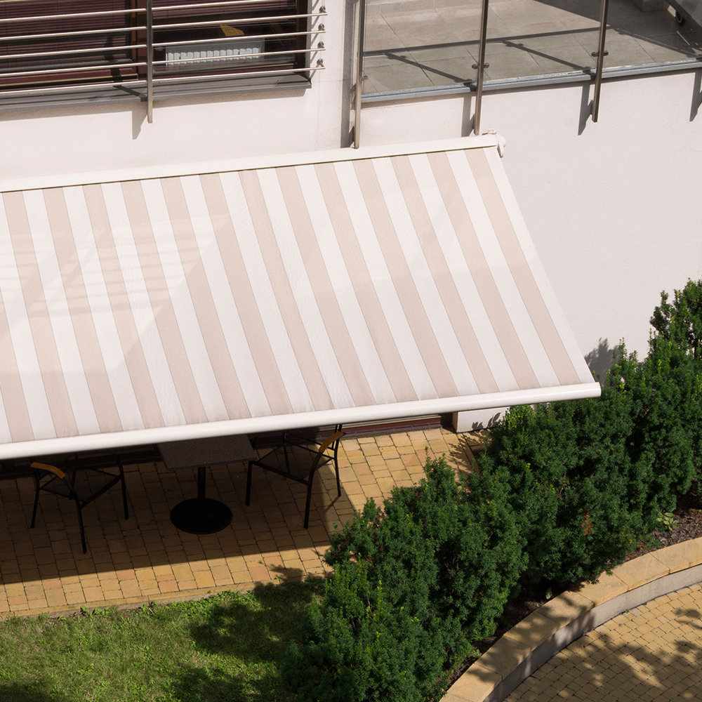 7. Palermo patio awnings
