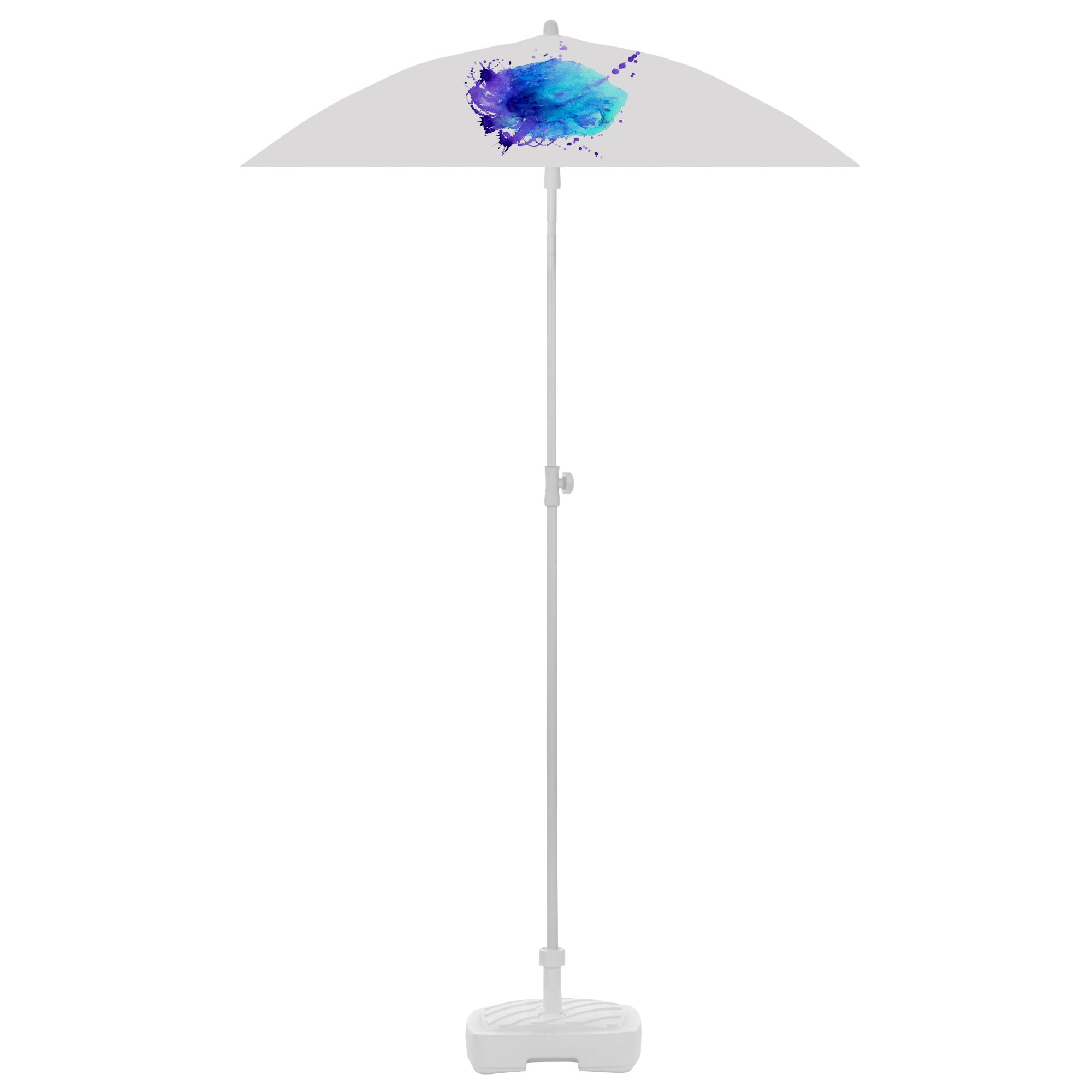 5. Beach Parasols Square 1,25m