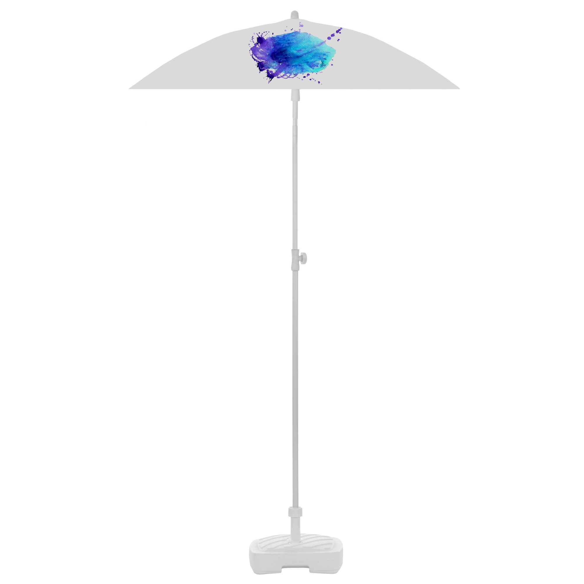 7. Beach Parasols Square 1,35m