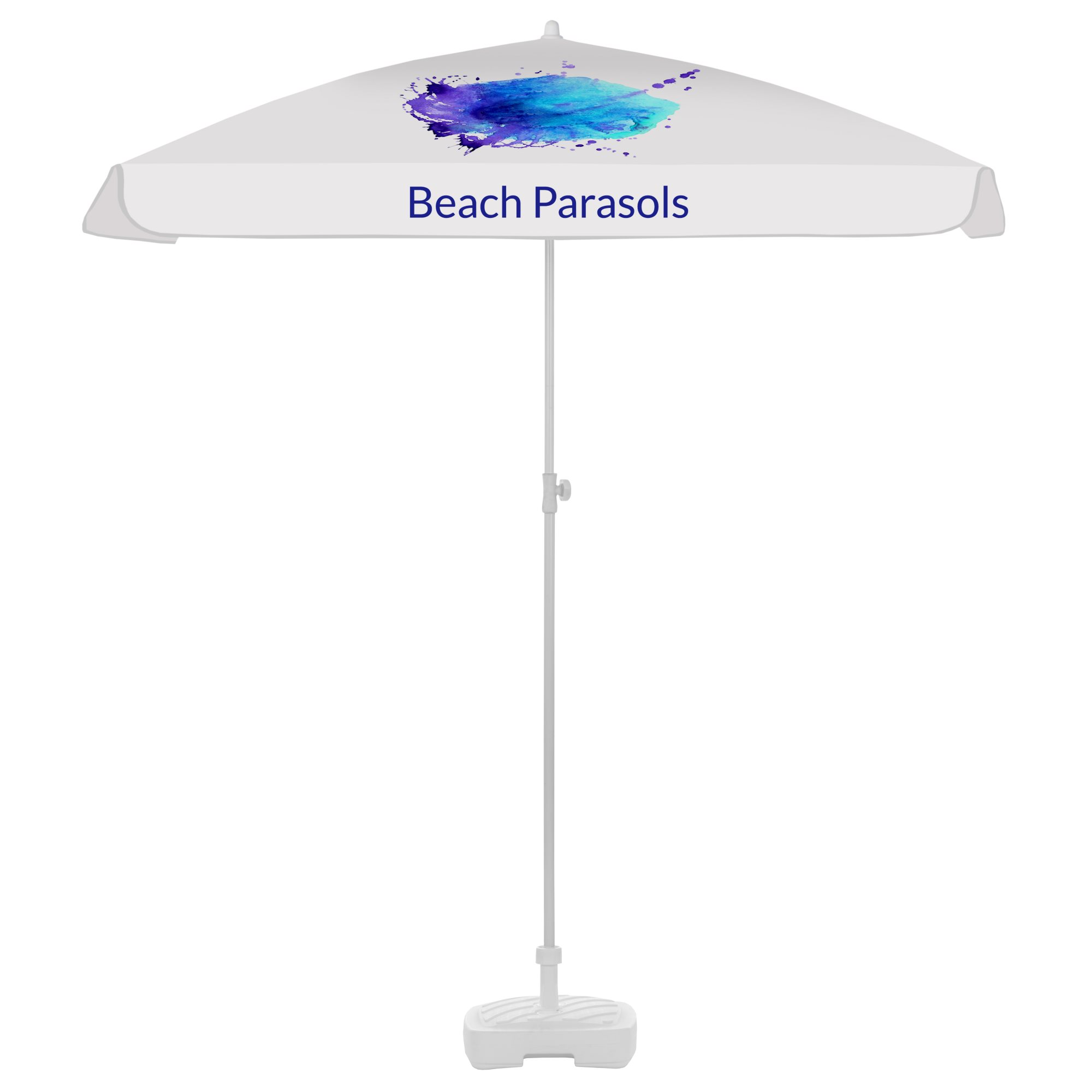 10. Beach Parasols Square 1,8m with fairing
