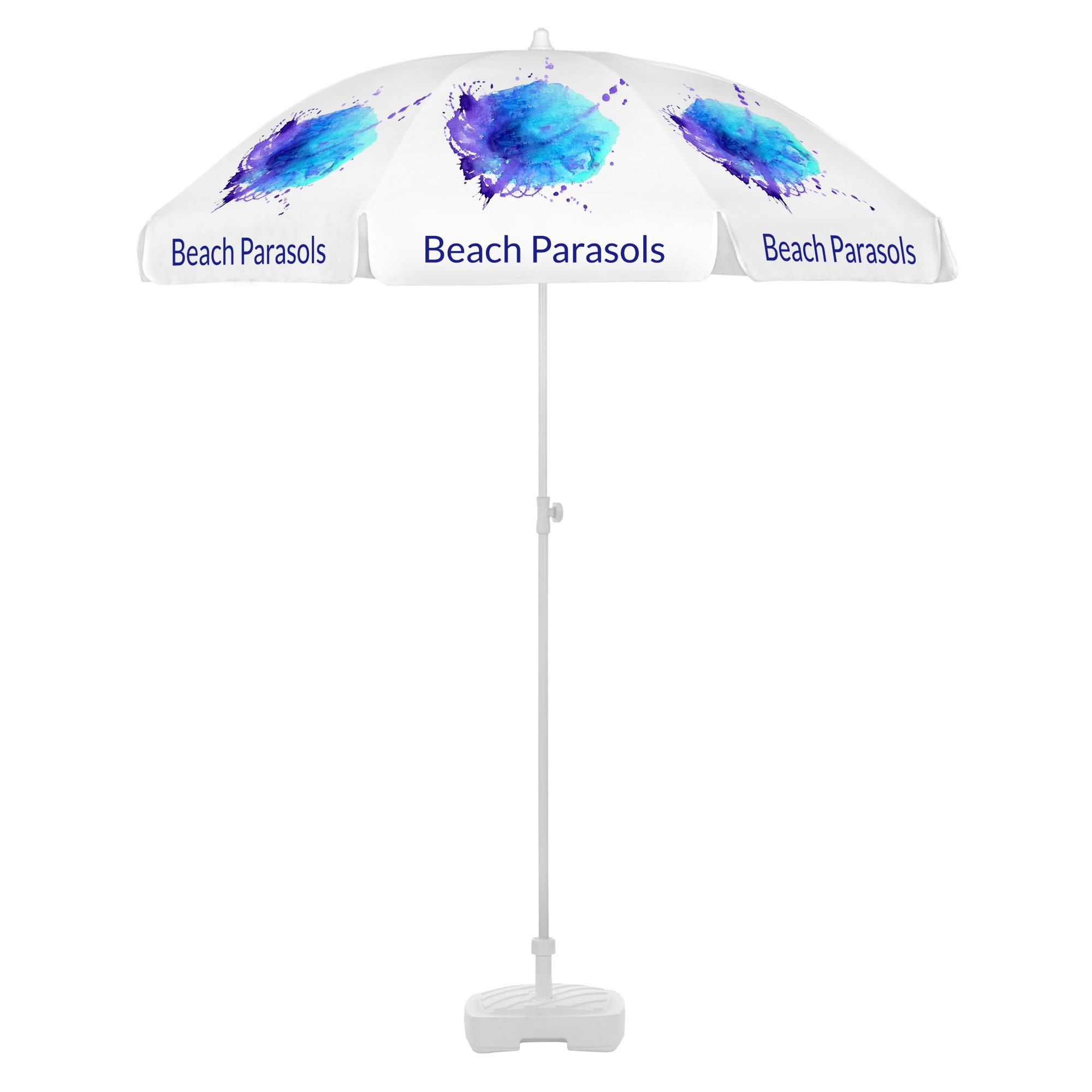 2. Beach Parasols Octagonal 1,8m with fairing
