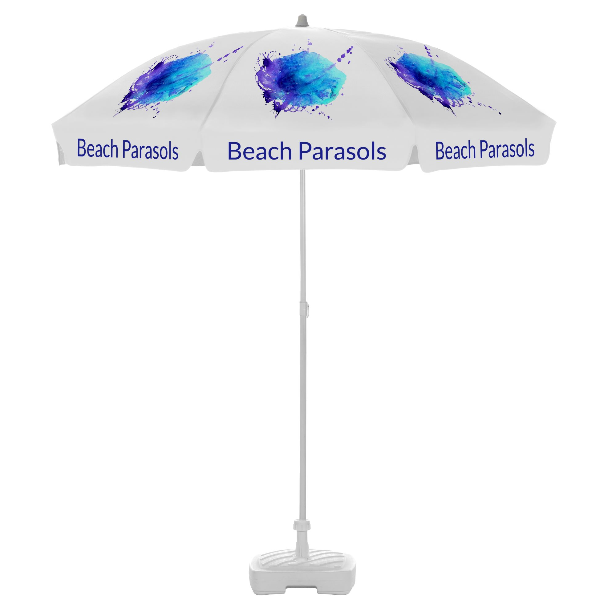 4. Beach Parasols Octagonal 2m with fairing