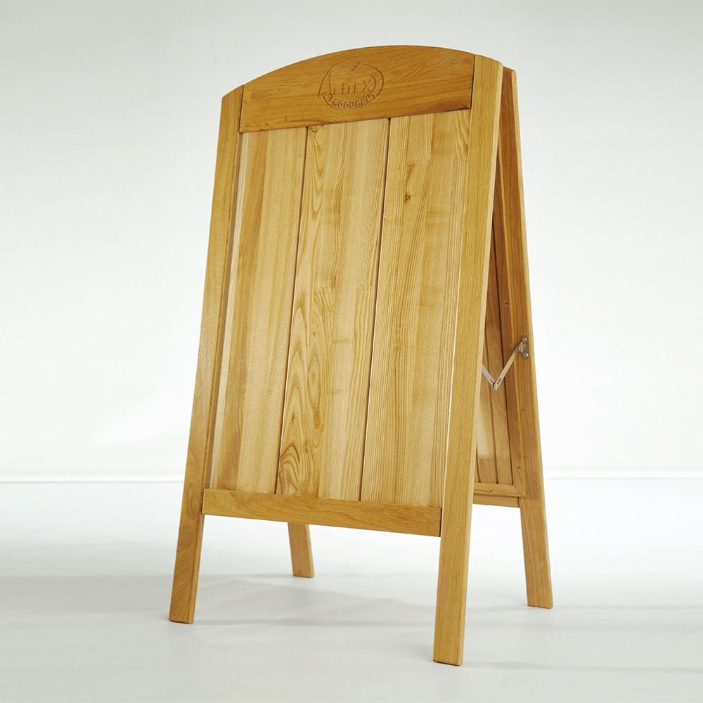 1. Potykacz drewniany