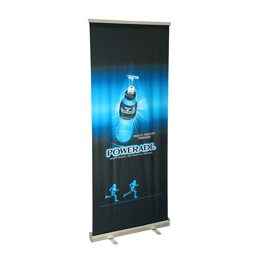 3. Rollup 80 x 200 cm - knitted fabric flag 130g