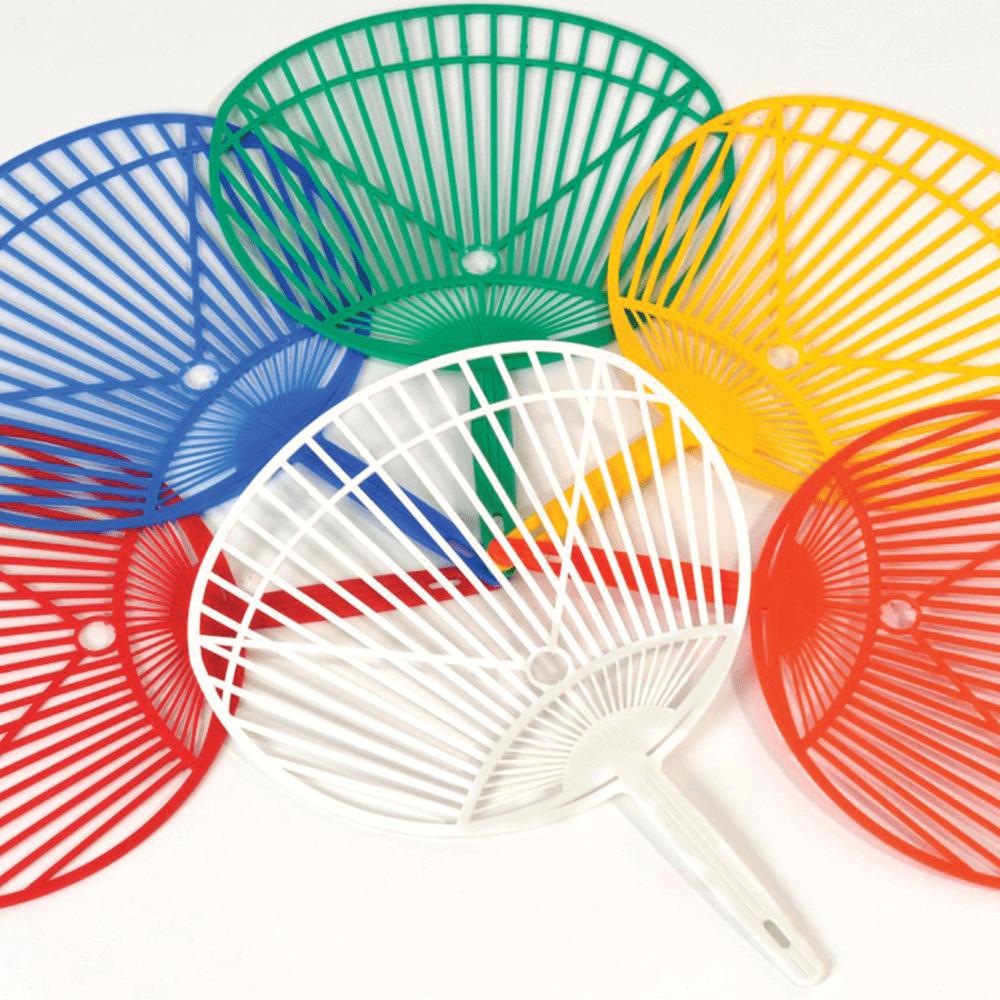 3. Fans - colors
