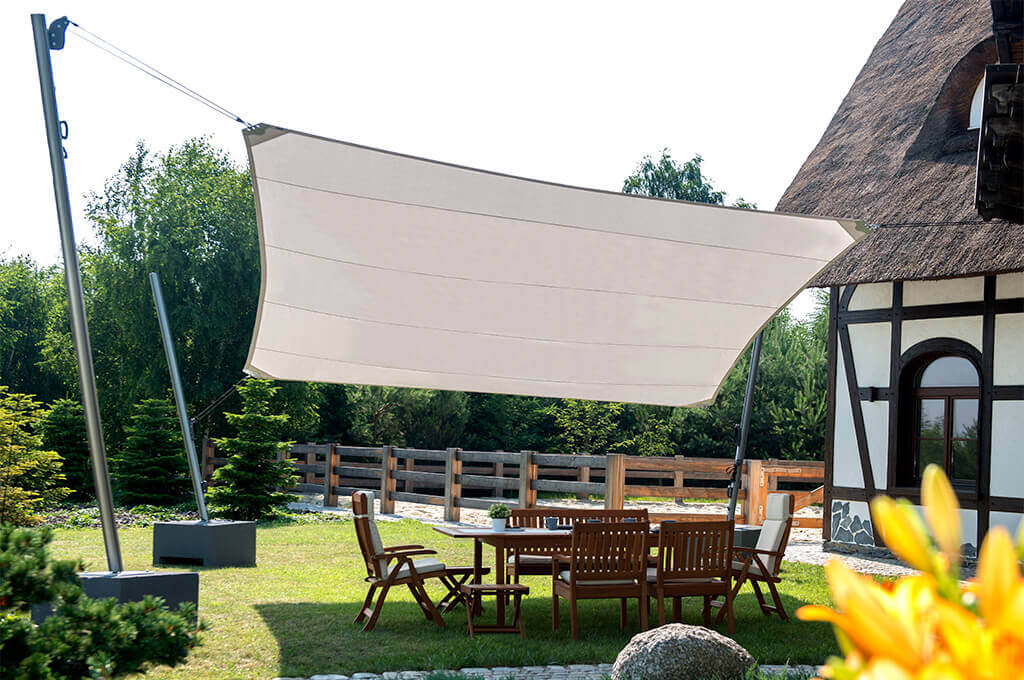 4. Shade Sail Square