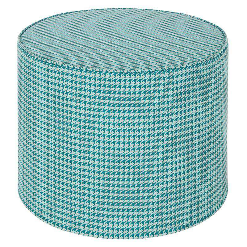 9. Advertising pouf - L cylinder