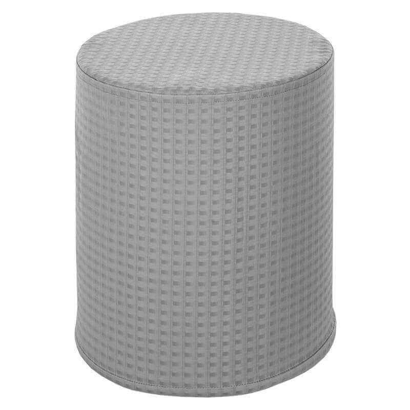 8. Advertising pouf - M cylinder
