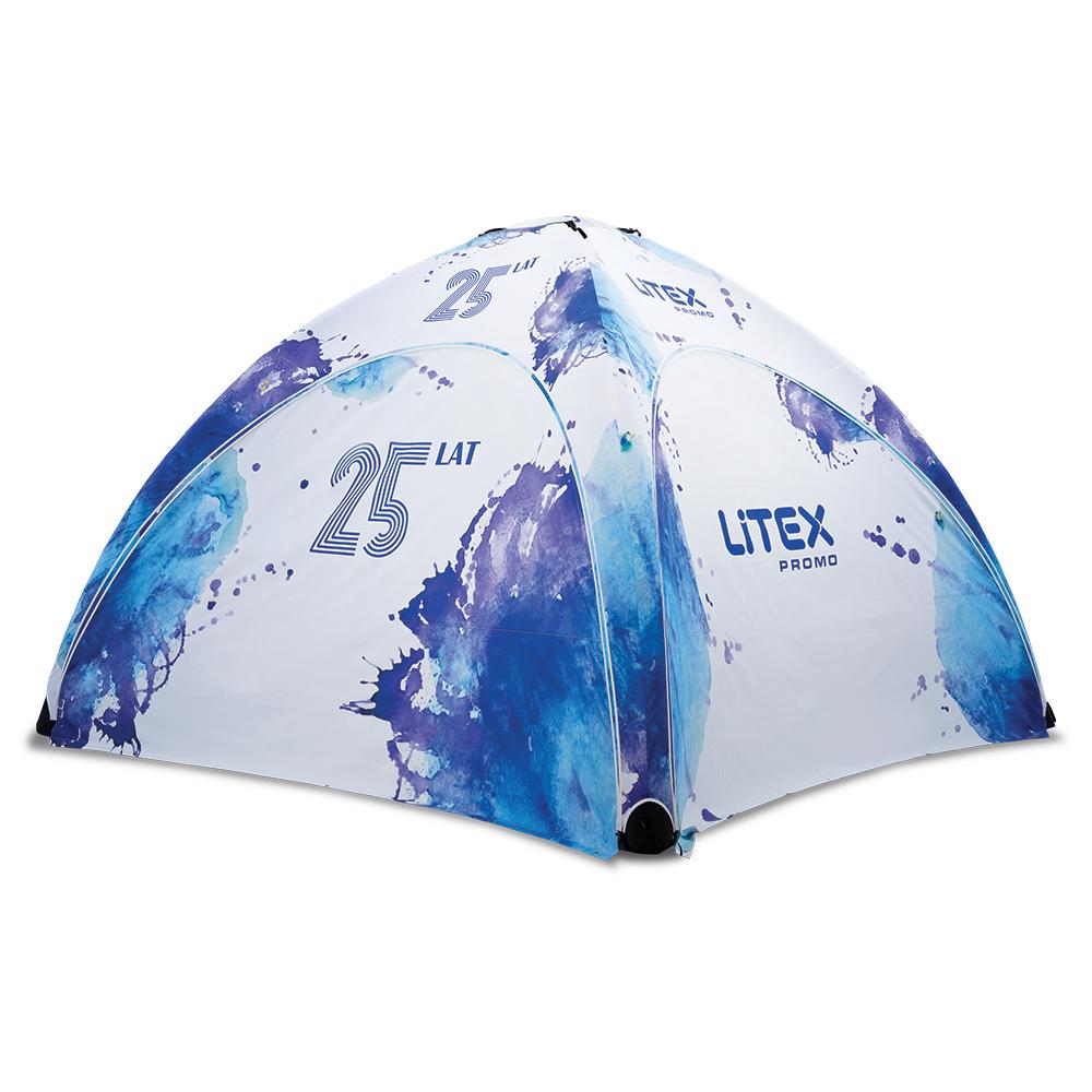 1. ATMOtent - namiot stałociśnieniowy