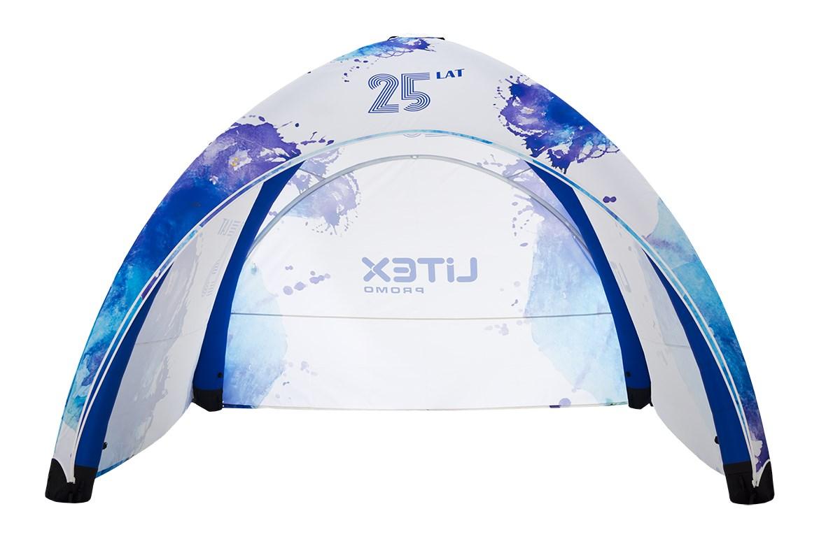 2. ATMOtent - namiot stałociśnieniowy