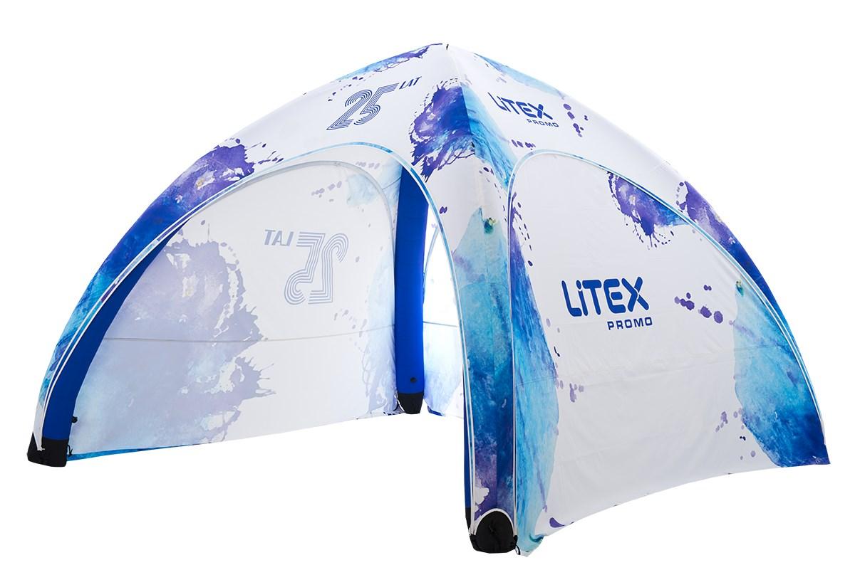 3. ATMOtent - namiot stałociśnieniowy