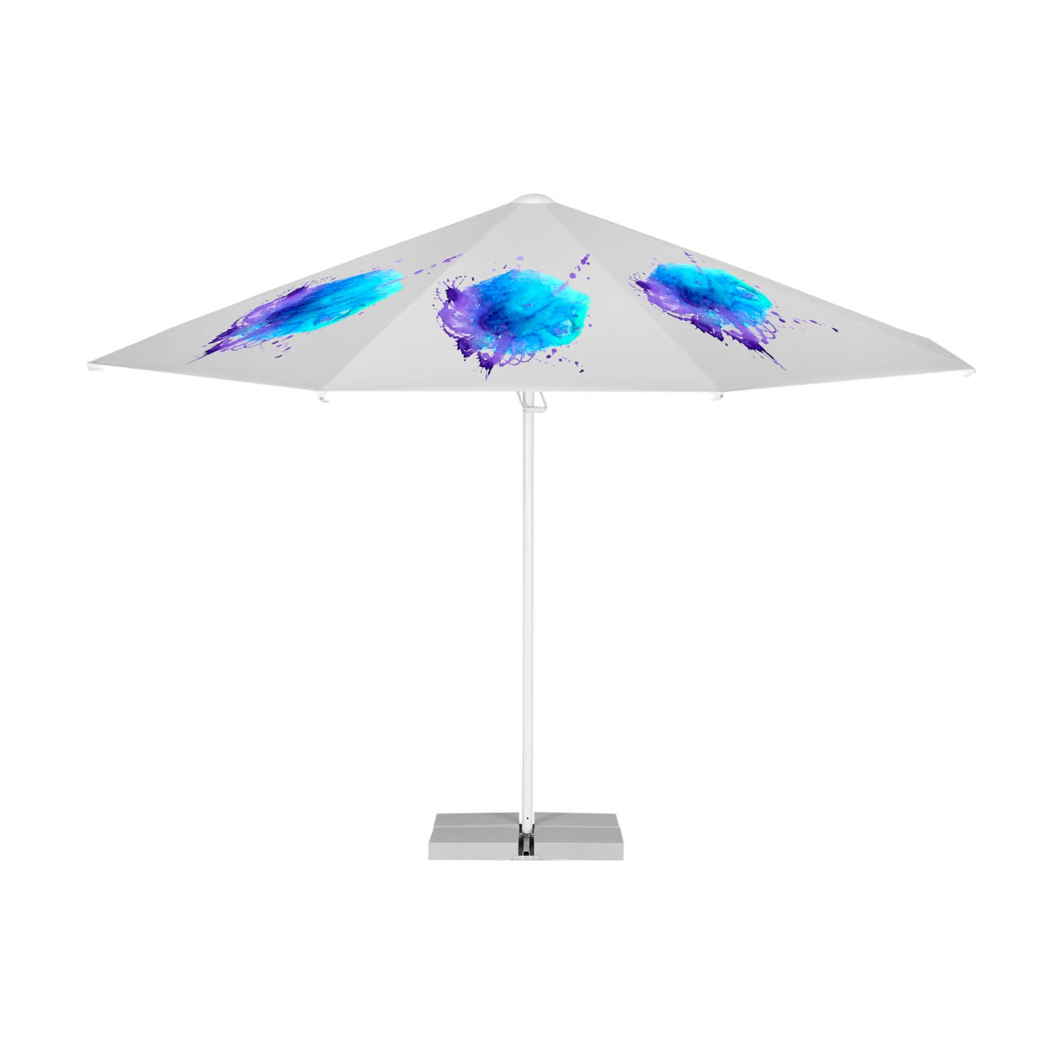5. Easy Up Parasol Achteckig 3,5m