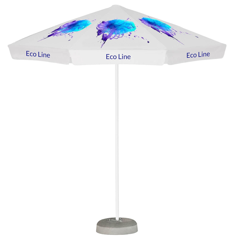 2. Eco Line Parasol Octagonal 2,5 m