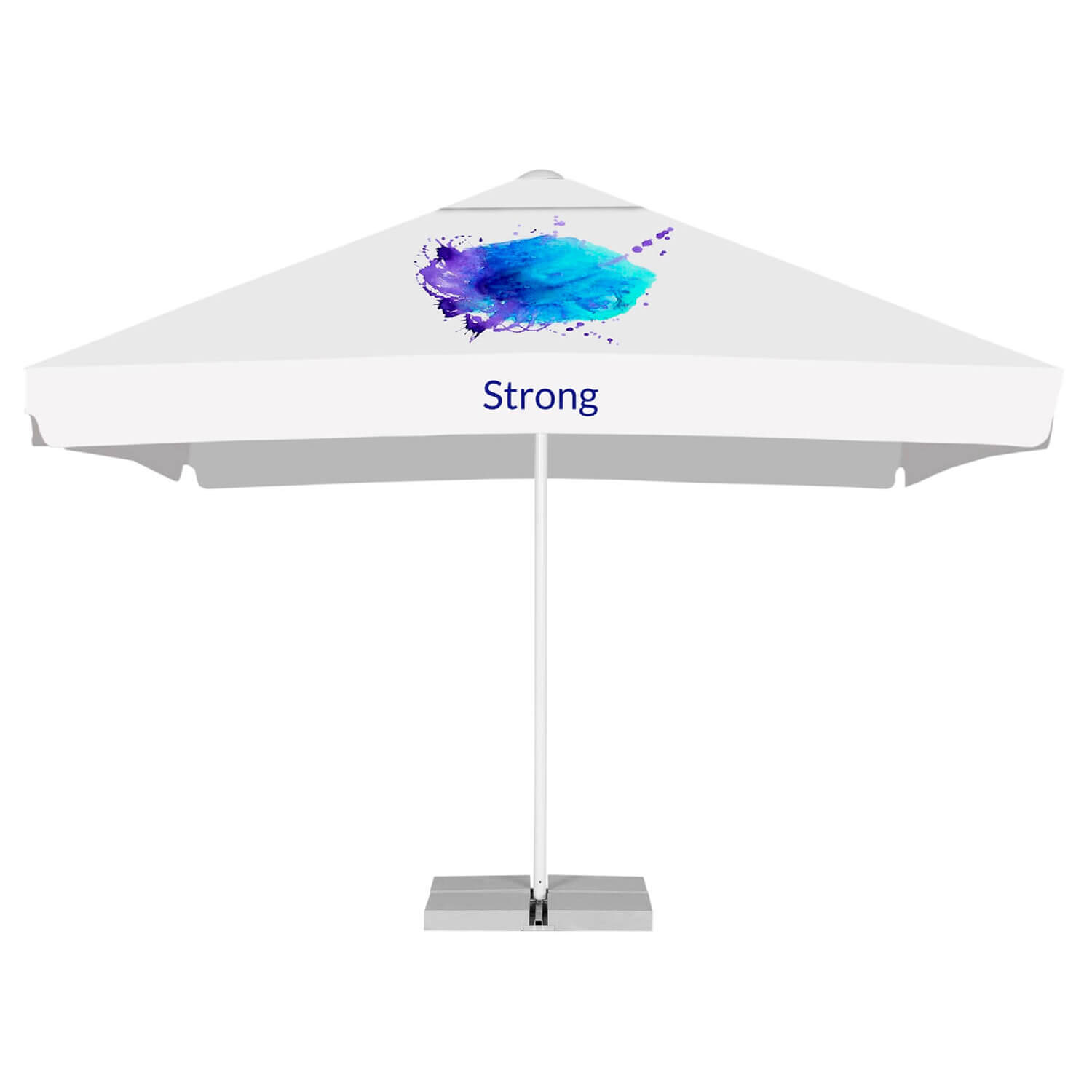 8. Strong rectangular parasol