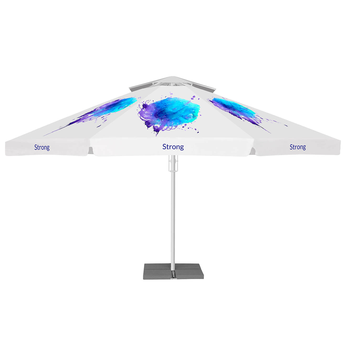4. Strong line parasols