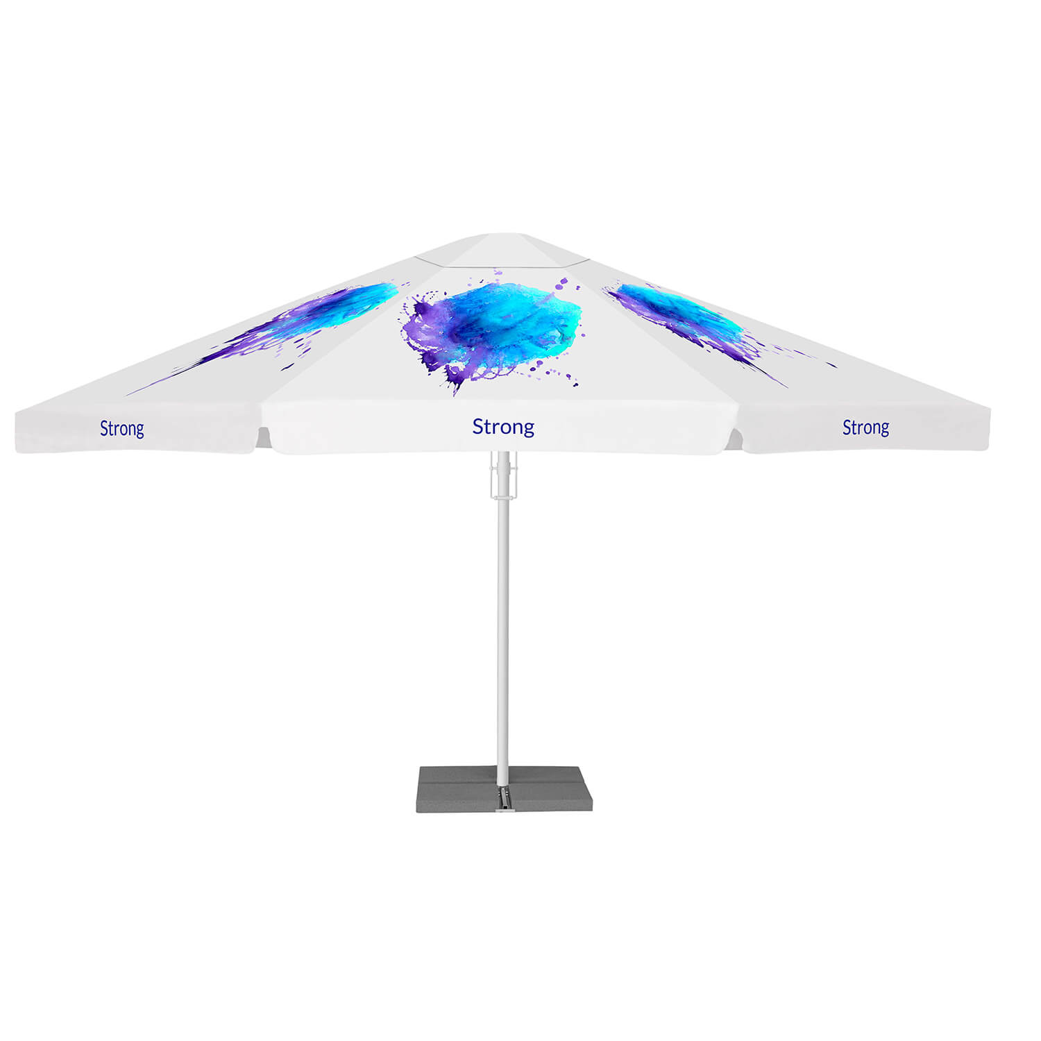 2. Strong advertising parasols