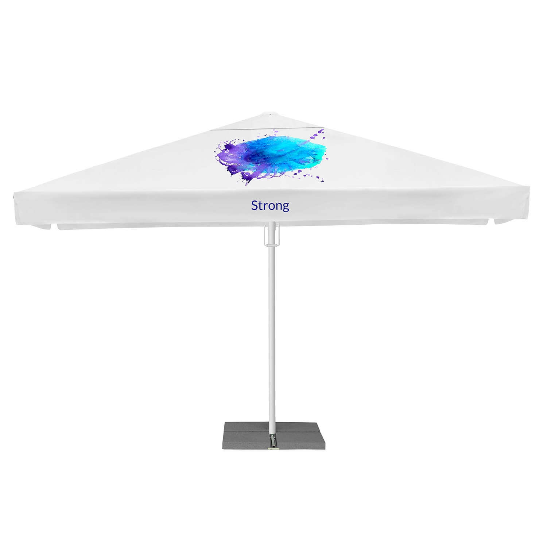 14. Parasol reklamowy Strong - elegancki i praktyczny