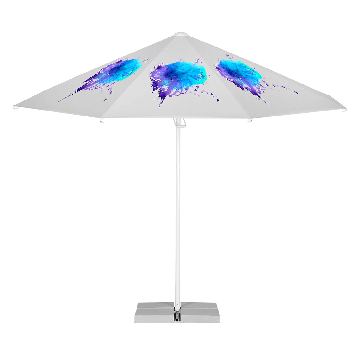 3. Telescopic Parasols