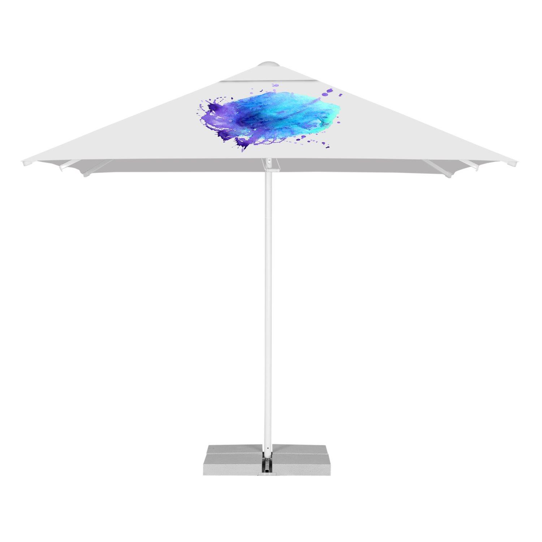 1. Rechteckige Schirme 2 x 3 m