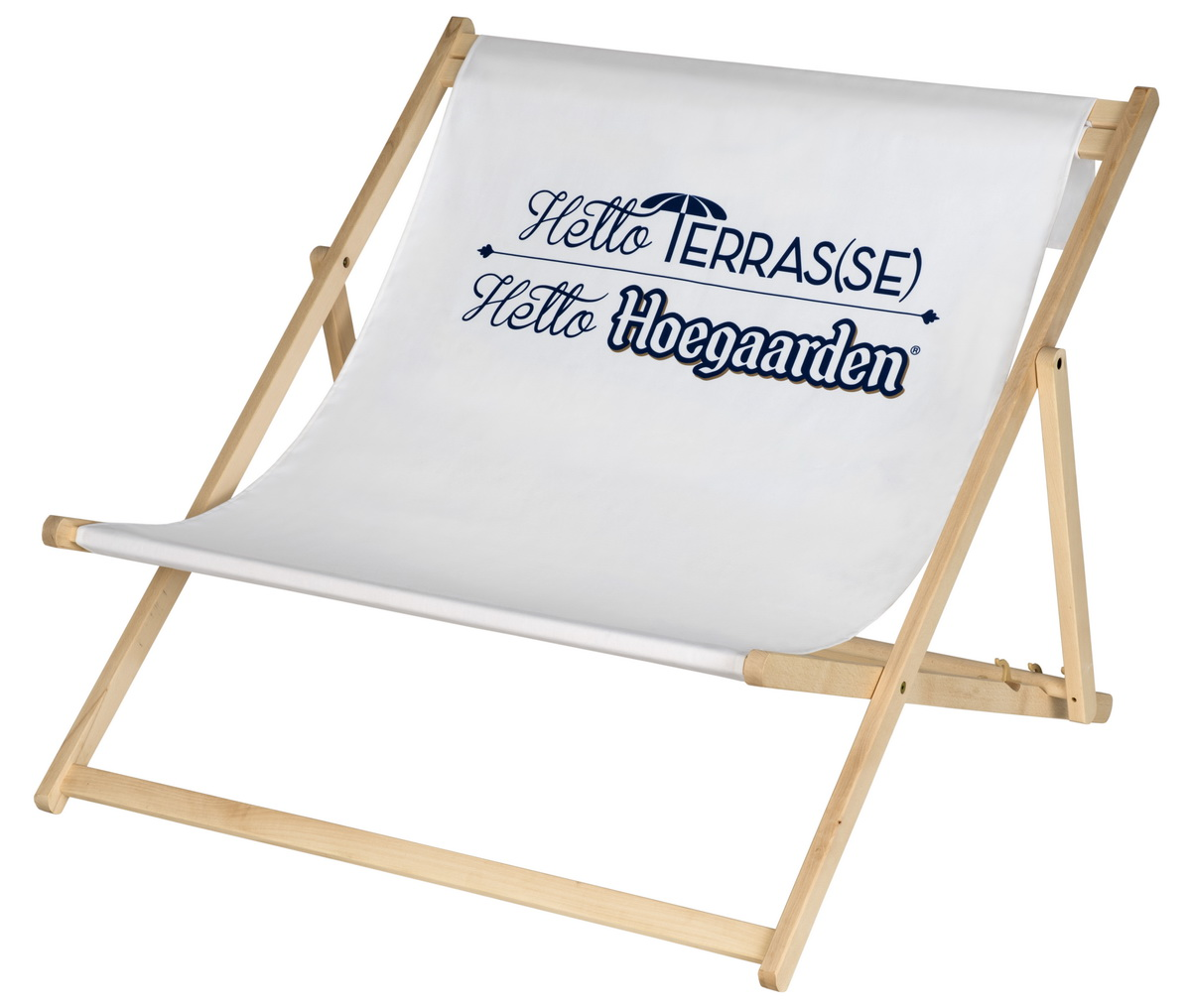 1. Promotional double deck chair